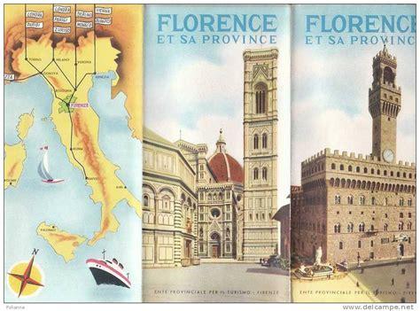 ufficio informazioni turistiche firenze b0216 brochure turistica florence firenze e provincia e p