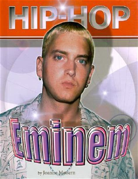 biography eminem english book review eminem by joanne mattern mboten