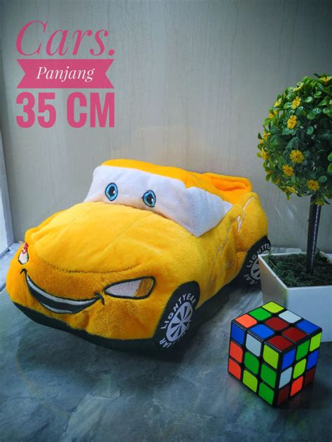 Boneka Mobil Cars Besar boneka cars mcqueen jual boneka grosir boneka besar