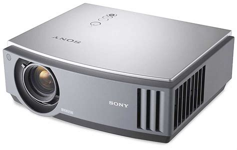 Sony Vpl Dw122 Lcd sony vpl aw10 bravia 174 720p high definition lcd projector at crutchfield