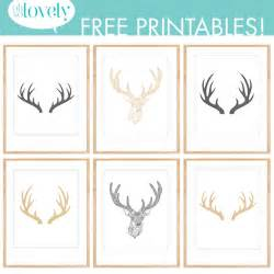 Reindeer Antlers Template by 6 Best Images Of Antler Pattern Printable Free Reindeer