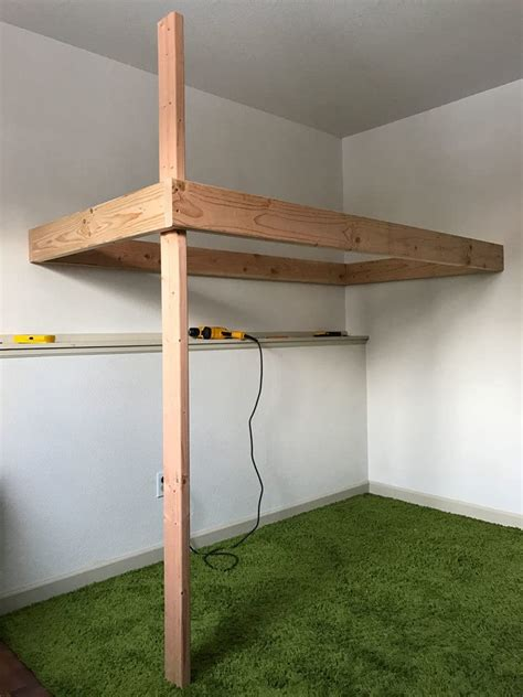 How To Make A Hanging Bed Frame How To Build A Hanging Bed Unac Co
