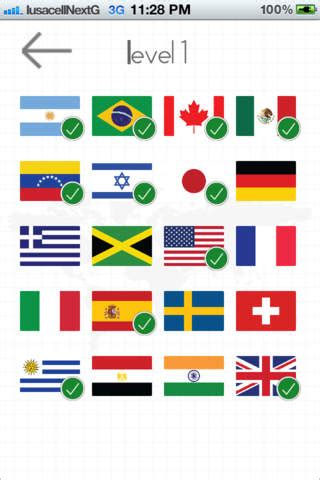 flags of the world quiz level 2 flags quiz app insight download