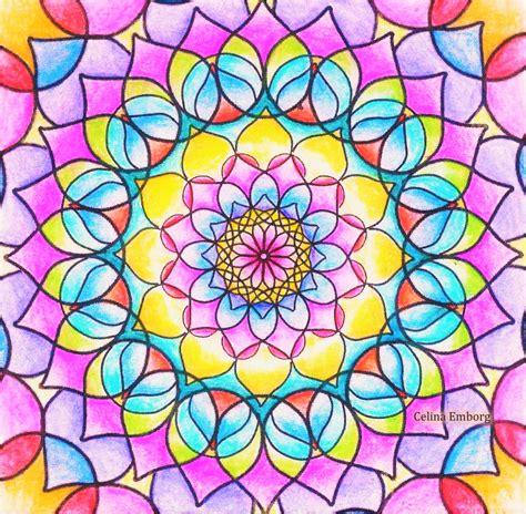 imagenes mandalas de colores im 225 genes de mandalas gratis celina emborg