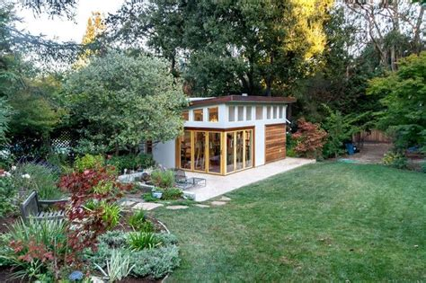 backyard studio eco house ideas