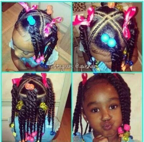popular children s hairstyles in france african american hairstyle for kids kinks coils for