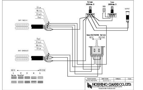 ibanez s wiring challenge