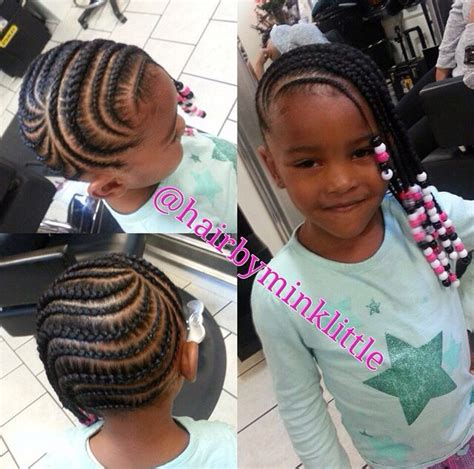 pictures of cornrows for black kids 1000 ideas about kids braided hairstyles on pinterest