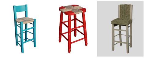 taburetes altos plegables taburetes de mimbre un asiento muy personal westwing