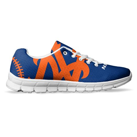 sports shoes nyc new york baseball custom fan made running athletic shoes