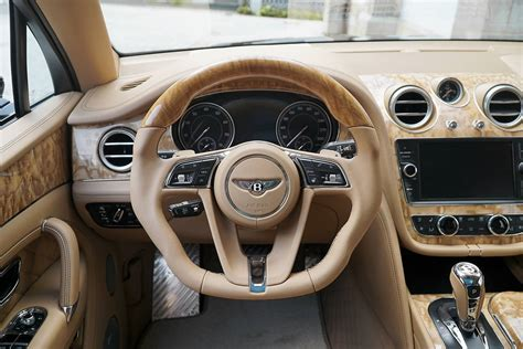 mansory bentley interior official 700hp bentley bentayga by mansory gtspirit
