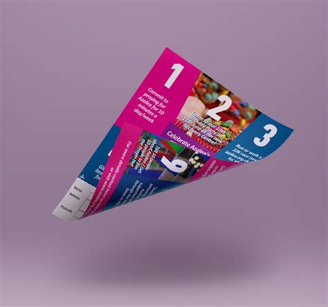 flyer design luton charity promotional flyer design charity 3rd sector