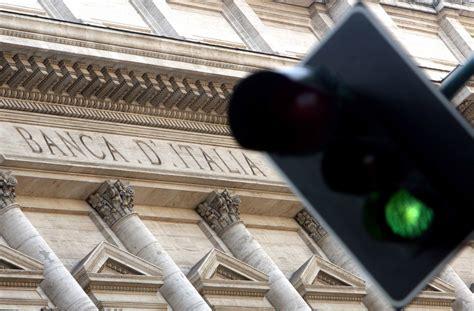 Bollettino Vigilanza Banca D Italia by Carte Credito Bankitalia Blocca Anche Fiditalia