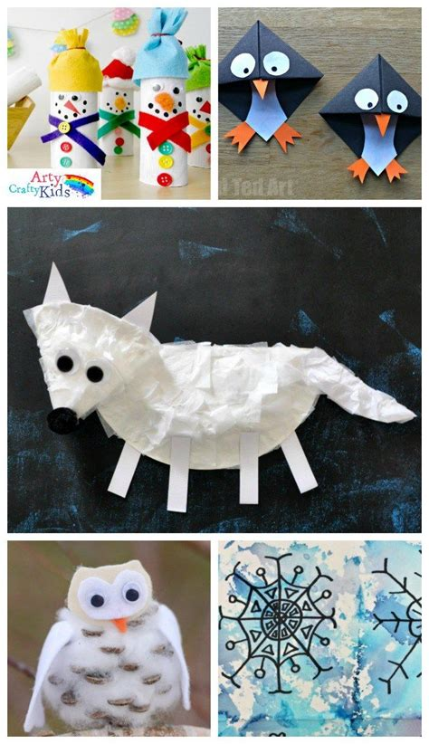 winter kid crafts 1000 ideas about snowflake craft on