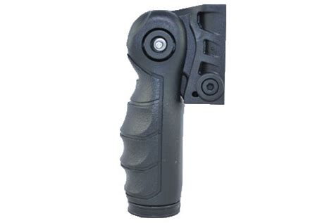 tactical folding foregrip vertical forward fore hand grip