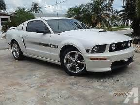 Ford Mustang Gt Cs For Sale 2007 Ford Mustang Gt Cs Coupe 2 Door 4 6l For Sale In