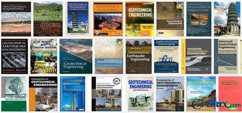 geotechnical modelling applied geotechnics books geotechnical engineering books foundation engineering