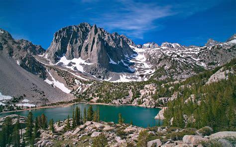 temple crag  lake palisades glacier john muir