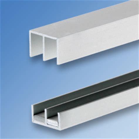 Aluminum Sliding Cabinet Door Track Durus Cabinet Sliding Door Systems Track System Barrier Components