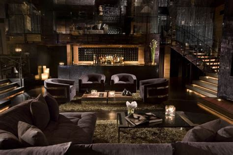 My Home Interior by My House Nightclub By Dodd Mitchell Design Contemporist
