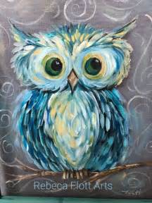 25 best ideas about owl paintings on pinterest 3 canvas