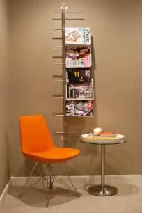Modern Magazine Rack Bathroom Traditional With Baseboards