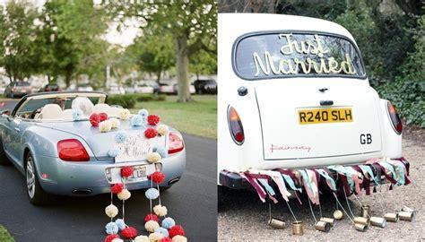 Tempat Sah Mobil Dan Bantal Mobil Transfomers 12 ide dekorasi mobil pengantin yang unik dan beda yuk ah bikin pernikahanmu makin berkesan