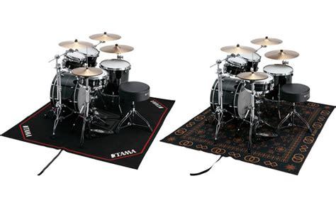 pattern drums of speed tama drums drum rug