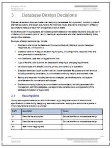 software design documentation template database design document template instant