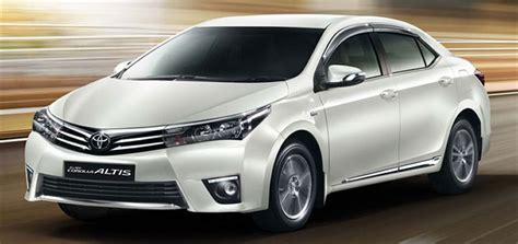 Toyota Corolla Rate In India Toyota Corolla Altis Price Engine Specifications Motor