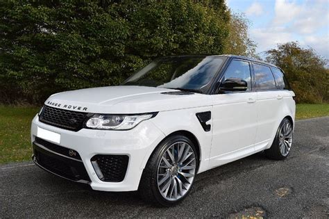 extended warranty for range rover sport used 2013 land rover range rover sport sdv6 hse svr