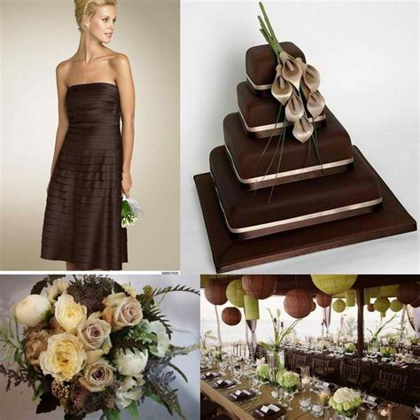 best 25 chocolate brown wedding ideas on autumn wedding themes country wedding