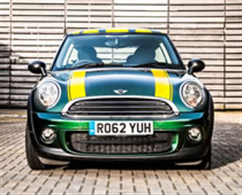 Pita Jepit Mini Green Stripes the foxtons mini cooper