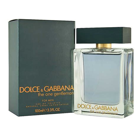 dolce gabbana the one gentleman edt the perfume shop