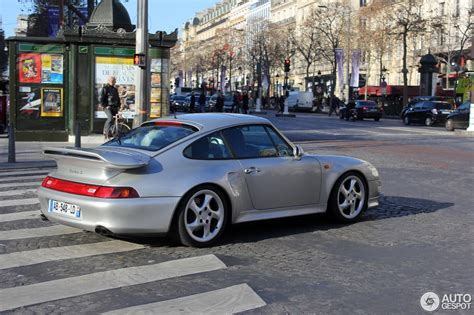 Porsche 993 Turbo by Porsche 993 Turbo S 28 December 2016 Autogespot