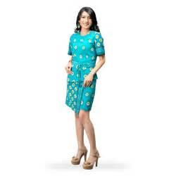 koleksi dress terbaru butik solemio 2016 batik keris