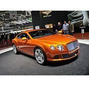 Фотографии Bentley Continental GT