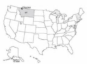 us map glacier national park textbook 7 2 glacier national park geosc 10 geology of