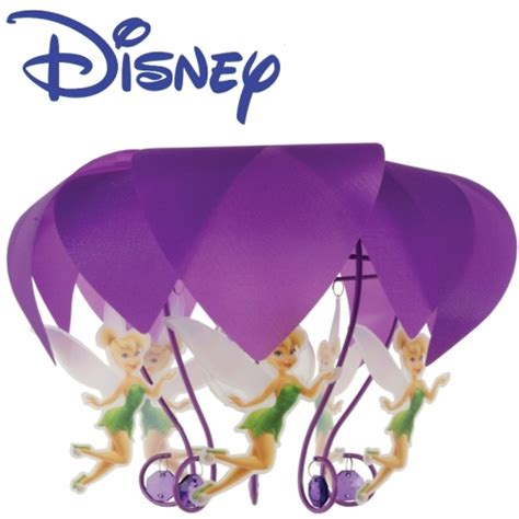 Disney Tinkerbell Fairies 3d Pendant Ceiling Lamp Shade Light Tinkerbell