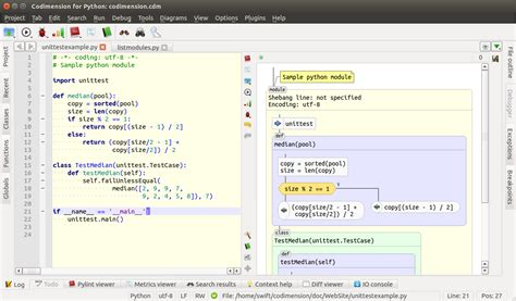 python tutorial unit testing your code with the unittest автоматическая визуализации python кода с использованием