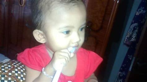 Sikat Gigi Bayi Keaide Biddy bayi lucu belajar sikat gigi