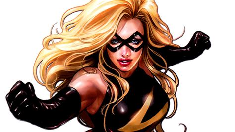 blonde female comic book characters ms marvel 11 top avenger ign