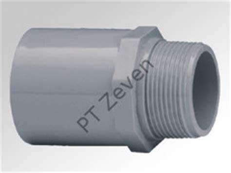 Sok Drat Luar Sdl Valve Socket Pvc 1 14 Rucika zeven bangun sempurna detail product