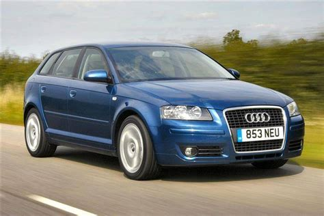 Audi A3 Sportback Family Car by Audi A3 Sportback 2004 2012 Used Car Review Car