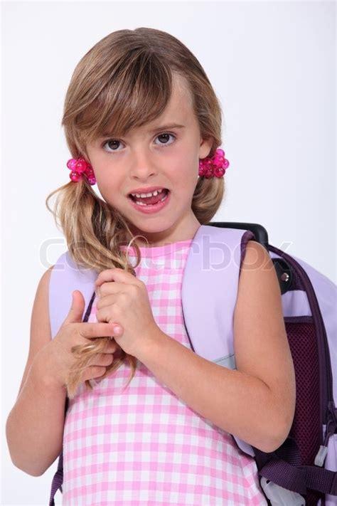 preteen school girl photos underage schoolgirls young schoolgirl with a rucksack