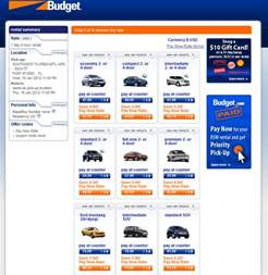 Budget Car Rental Never Rent A Car From Budget Car Rental Via Delta Air