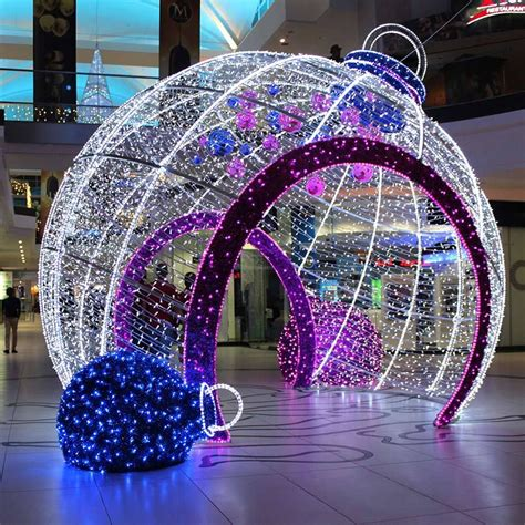 christmas decorative light balls outdoor decorative big led light christmas balls outdoor