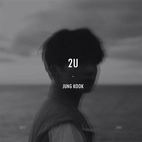bts jungkook 2u audio 2u cover by jk of bts 170901