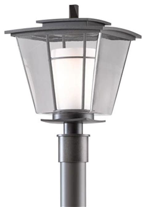 Modern Outdoor Post Light Beacon Outdoor Post Light Modern Post Lights By Lightology