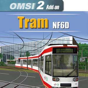 omsi 2 tram nf6d essen gelsenkirchen add on digital